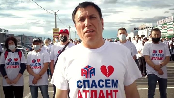 Предприниматели аксайских рынков записали видеообращение к президенту России