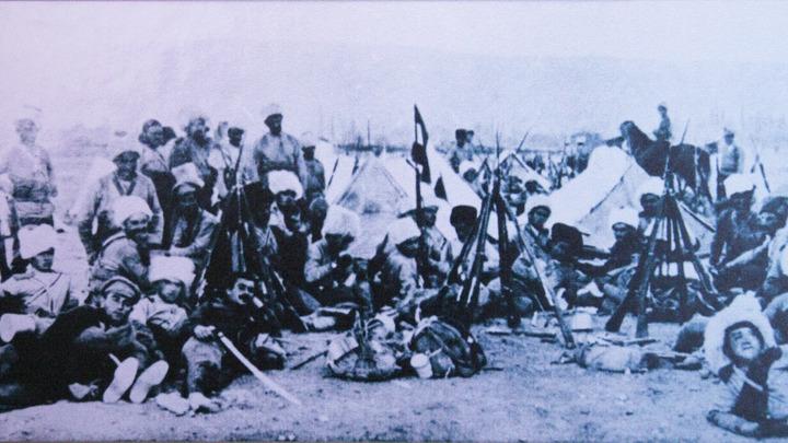 Как русские офицеры помогли армянам победить турок в 1918 году