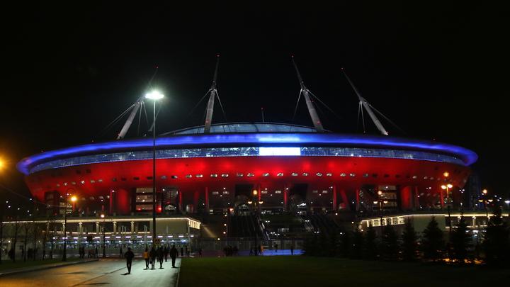 В Петербурге предпринимателям запретили работать около стадиона и в фан-зонах в дни матчей Евро-2020