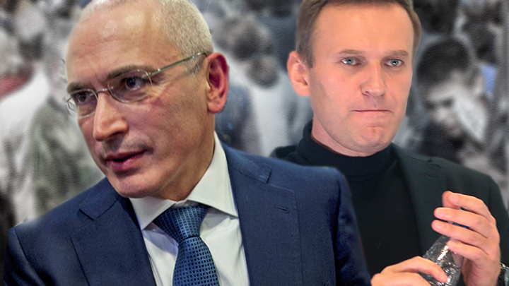 «Хитрый агент ФСБ» против «швейцарского неудачника»: Как Навальный и Ходорковский гробят оппозицию