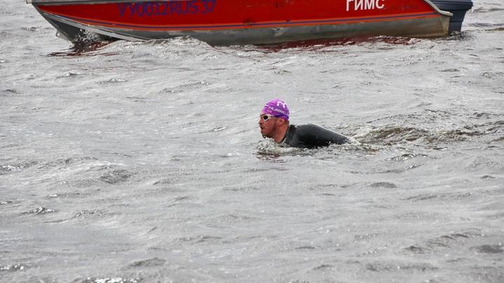 Пятикратный чемпион мира презентовал кинешемский этап Swimcup–2021