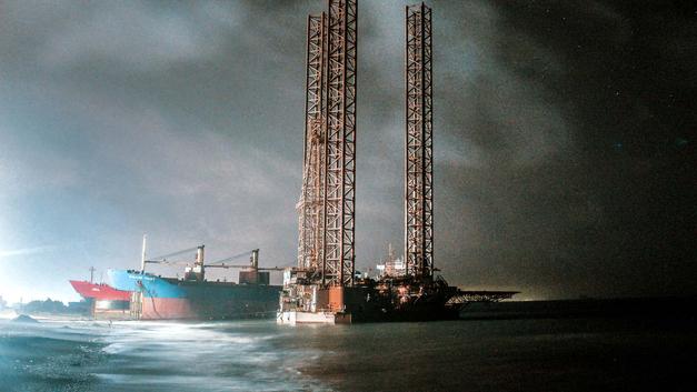 Спрос на нефть в Азии достиг рекордного уровня
