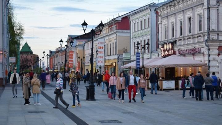 Теплая и дождливая погода придет в Нижний Новгород в праздничные дни
