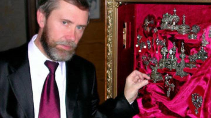 Во Владимире скончался художник-ювелир Сергей Карелин
