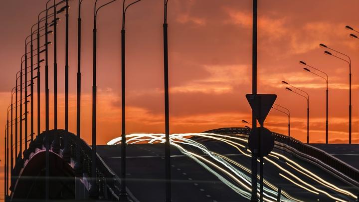 Дорожное движение в Екатеринбурге разгрузят три новых моста