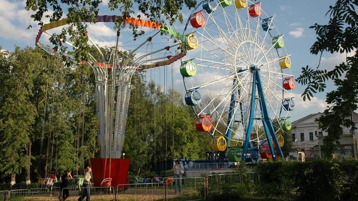 Губернатор пообещал помочь восстановить летний театр в ЦПКиО Екатеринбурга