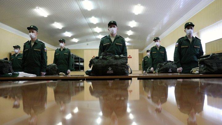 Воронежского солдата-убийцу задержали: Он бежал на угнанной машине