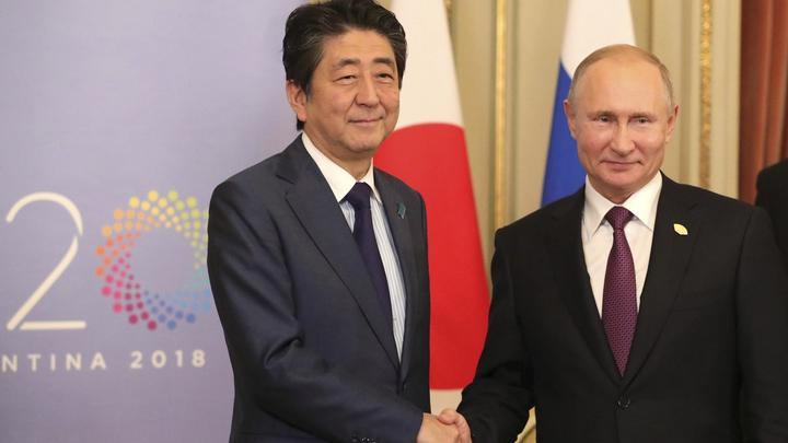 «Обязательно приехать и посмотреть»: Абэ позвал Путина посетить чемпионат мира по дзюдо в Японии