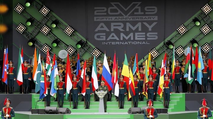 Россия снова впереди: Самые представительные в истории Армейские игры закончились нашей победой