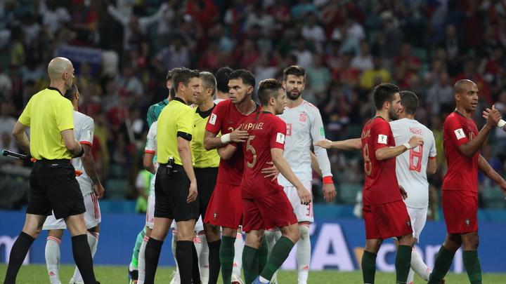 Россия выбирает между Испанией и Португалией