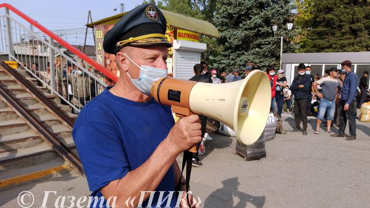 Из Ростовской области в Волгоградскую вывезли 600 мигрантов из Узбекистана