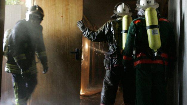 Дым пошел без огня: В московском торговом центре произошло ЧП
