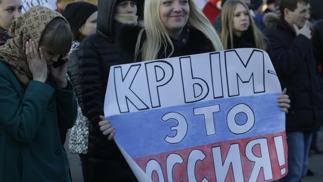 Киев не смог наладить принудительное вещание телевидения хунты в Крыму