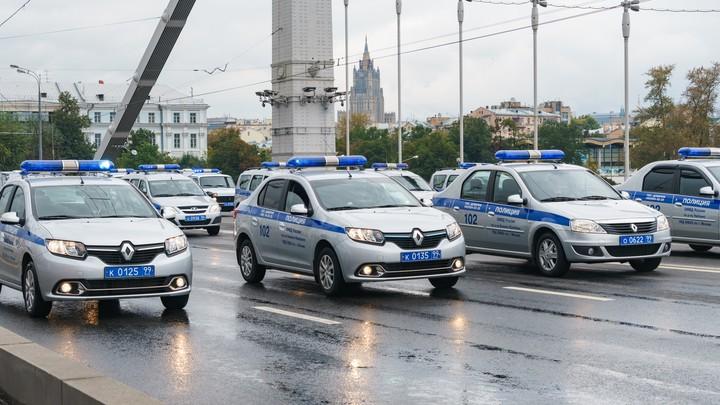 План Перехват: По всей Москве ищут водителя иномарки, сбившего двух человек в центре столицы