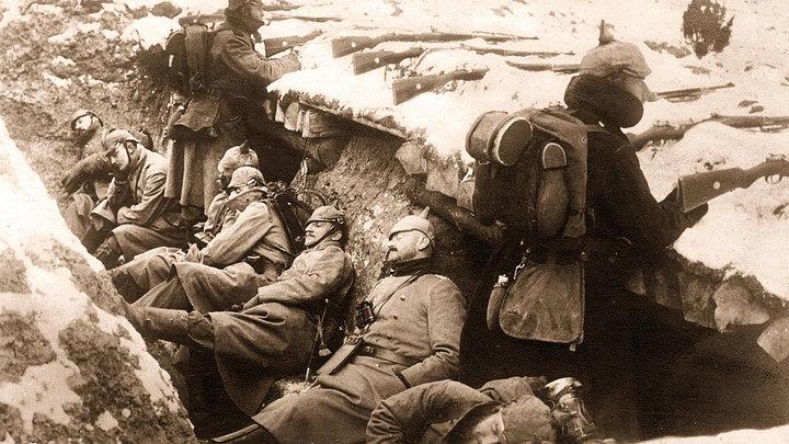 Первая мировая война как результат дехристианизации Европы