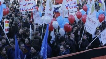 Росгвардия взяла под охрану энергомост в Крым