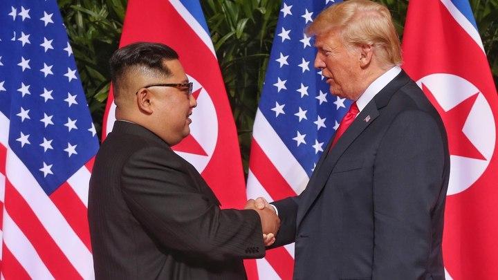Сингапурский саммит Кима и Трампа: Ещё раз, ещё раз, ещё много-много раз
