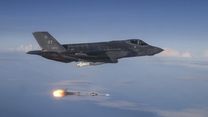 Самолеты США разбомбили город в Ливии ради убийства одного из командиров ИГ