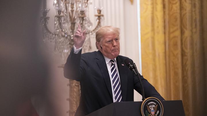 Трамп назвал кампанию на Ближнем Востоке самой главной ошибкой в истории США