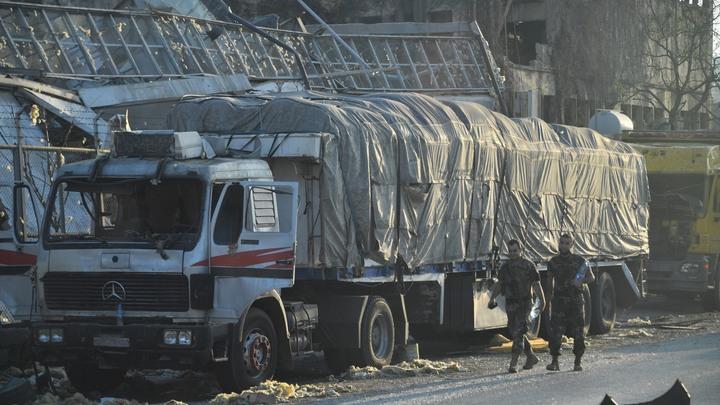 Не грузовик, а бомба с хлором. Трагедия в Иране - сотни пострадавших