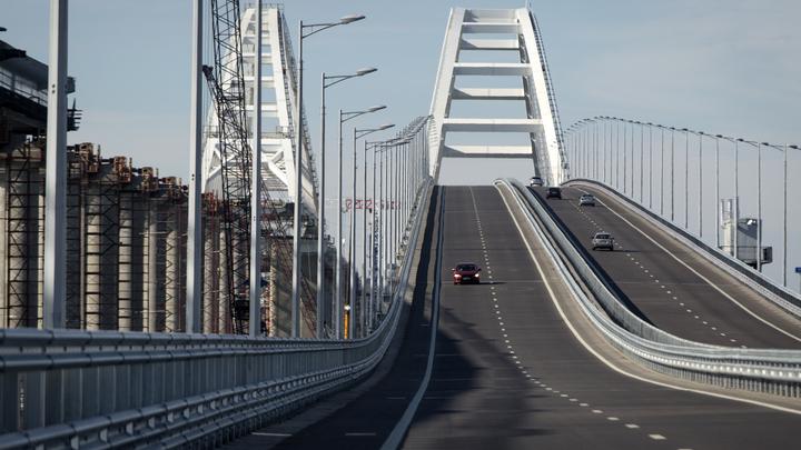 Крымский мост закроют! Украинские журналисты сделали громкое заявление и даже не соврали