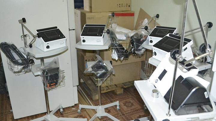 В Самаре компания сорвала поставку аппаратов ИВЛ и кислородных масок для госпиталя ветеранов