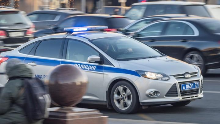 Полиция объяснила, что стало с голой девушкой, которая гуляла в центре Петербурга