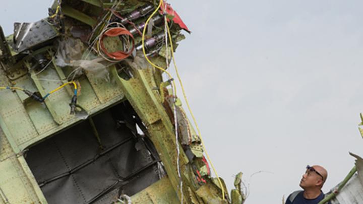 Баранец, не гони пургу: Полковник фактами подтвердил самолётную версию по делу МН17