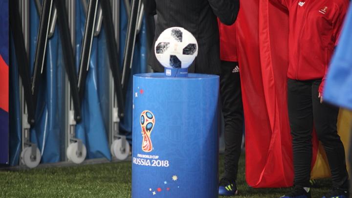 Игроки сборной РФ вдыхали аммиак вовремяЧМ