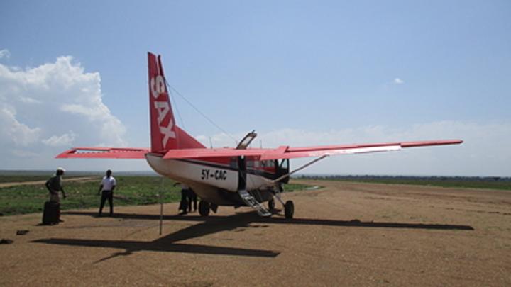 ЧП в Кении: 10 человек погибли при крушении самолета