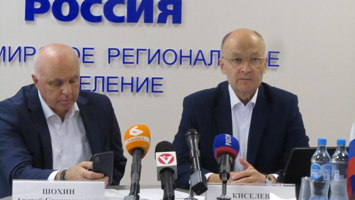 Андрей Шохин и Владимир Киселев объяснили 100-процентную победу Единой России на выборах горсовета