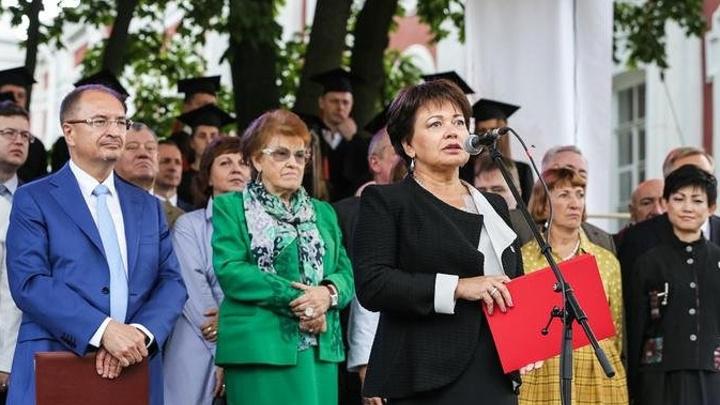 Вместо Беглова и.о. полпреда президента в СЗФО назначена Совершаева