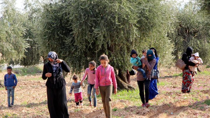 Сын Войны: Жена сирийского оппозиционера родила прямо в гуманитарном коридоре