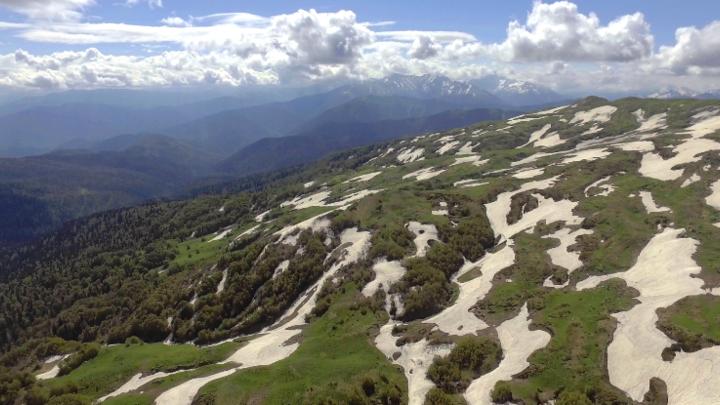 В Кавказском заповеднике открыли летние маршруты для туристов