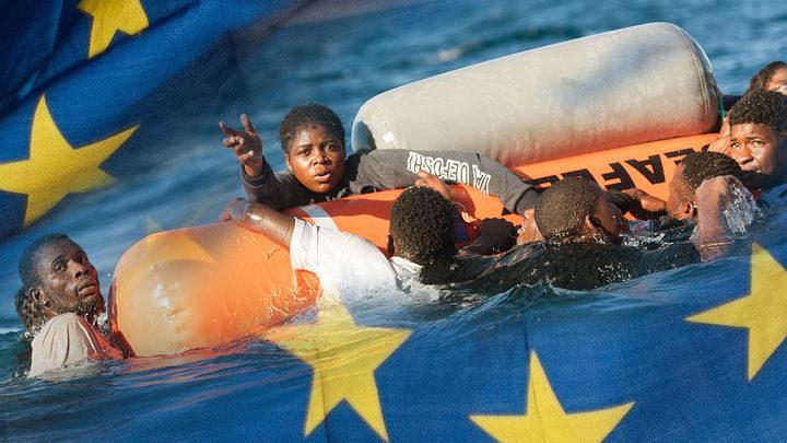 Тонут все: мигранты, страны ЕС, Шенген