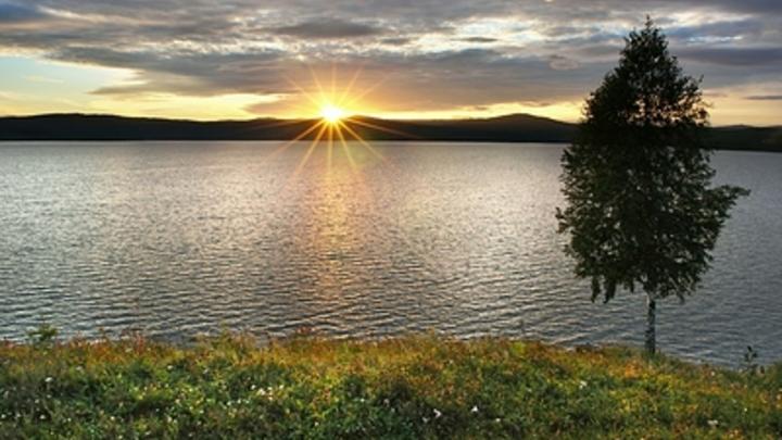В Челябинской области закрыли для туристов берега озера Тургояк