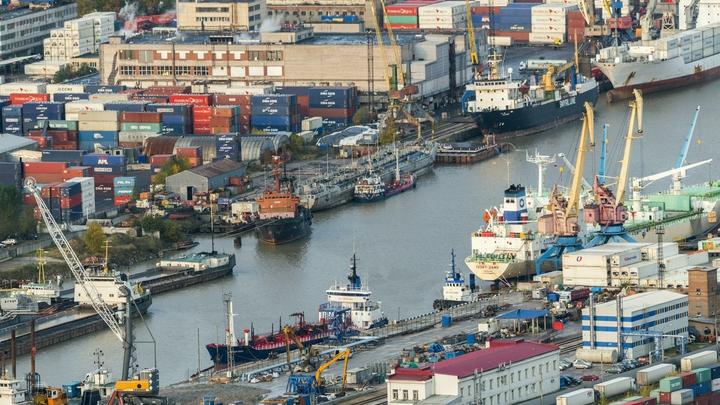 Радиация - опасно?! В Петербург прибыл атомный Севморпуть. После криков спасите-помогите сделали замеры