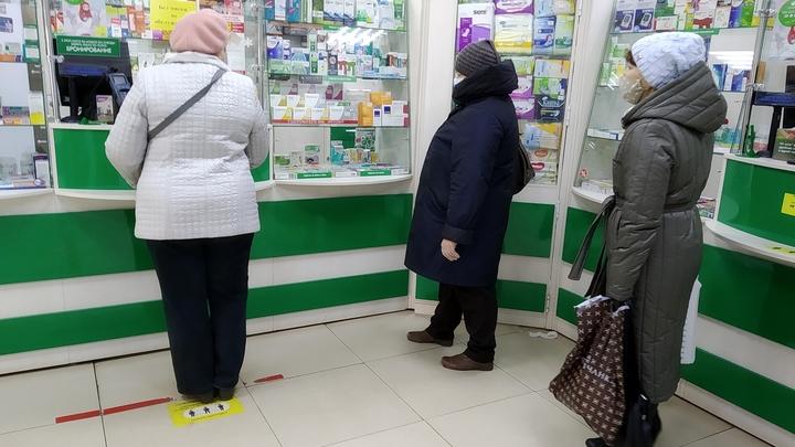 Во владимирских аптеках антибиотиков нет и не предвидится