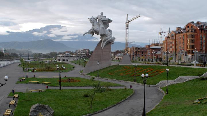 Чтобы заразы домой не принесли: Протестующим во Владикавказе дали совет