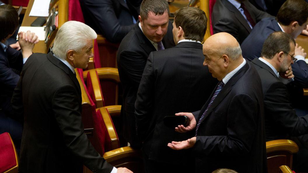 Гройсман попросил Москаля извиниться заего слова относительно Супрун