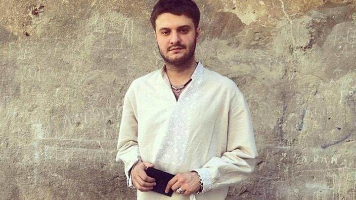 Украинский горец: У сына главы МВД Украины Авакова изъяли два меча
