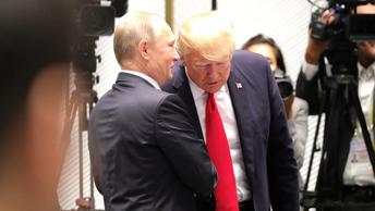 СМИ: Третью мировую войну спровоцируют поддельные ролики с Трампом и Путиным