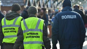 Власти Украины в страхе перед националистами стянули в центр Киева тысячи силовиков