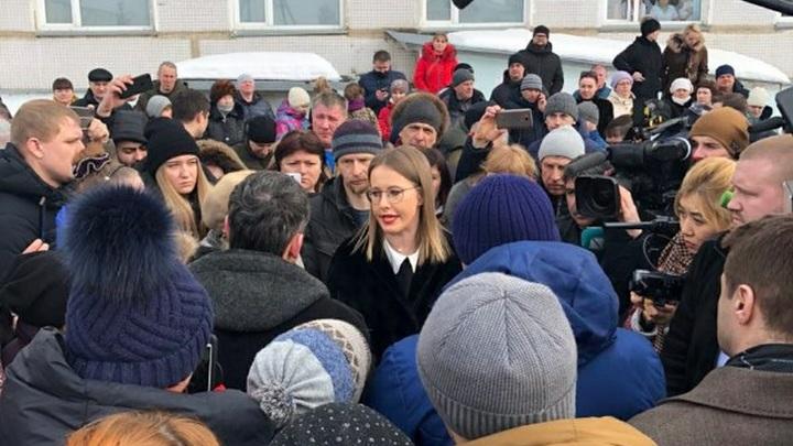 Слетаются как мухи: Либералы подставляют жителей Волоколамска