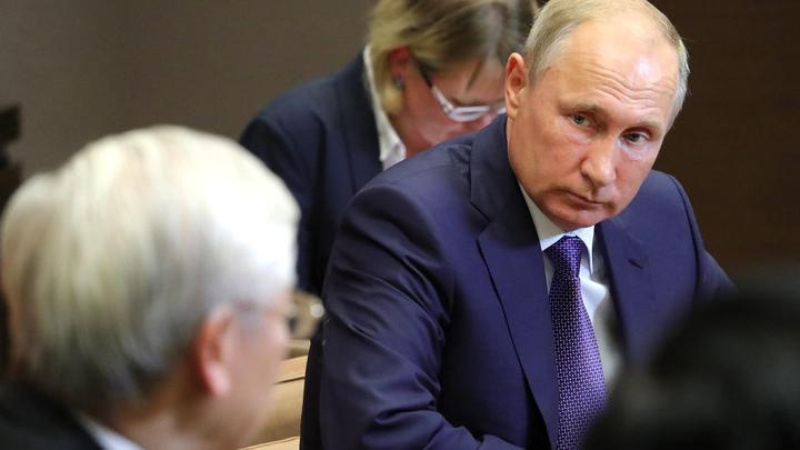 «Дайте Путина. Два»: Американский канал «клонировал» Путина