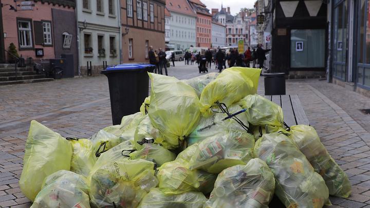 Пластиковые пакеты из крахмала: Российские учёные придумали, как спасти планету от загрязнения