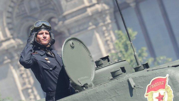 Борцы с расизмом недосчитались цветных на параде Победы в Москве