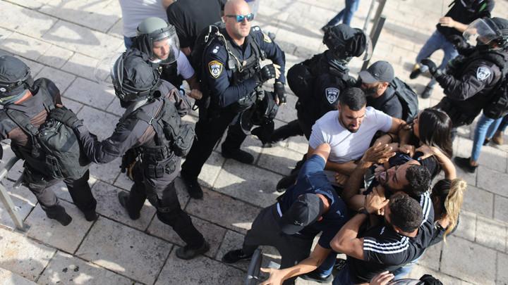 Столкновения в Иерусалиме. Хроники обострения палестино-израильского конфликта