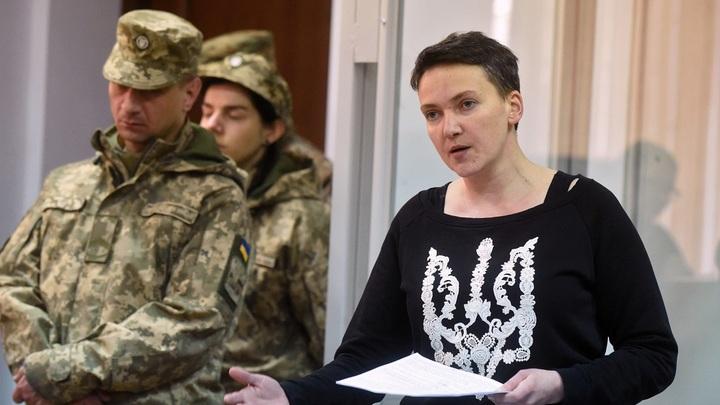 Савченко захотела возглавить Вооружённые силы Украины
