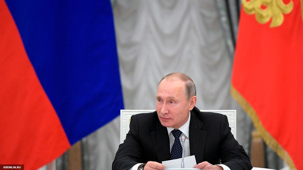 Путин: Главное - чтобы ключевая ставка резко не менялась